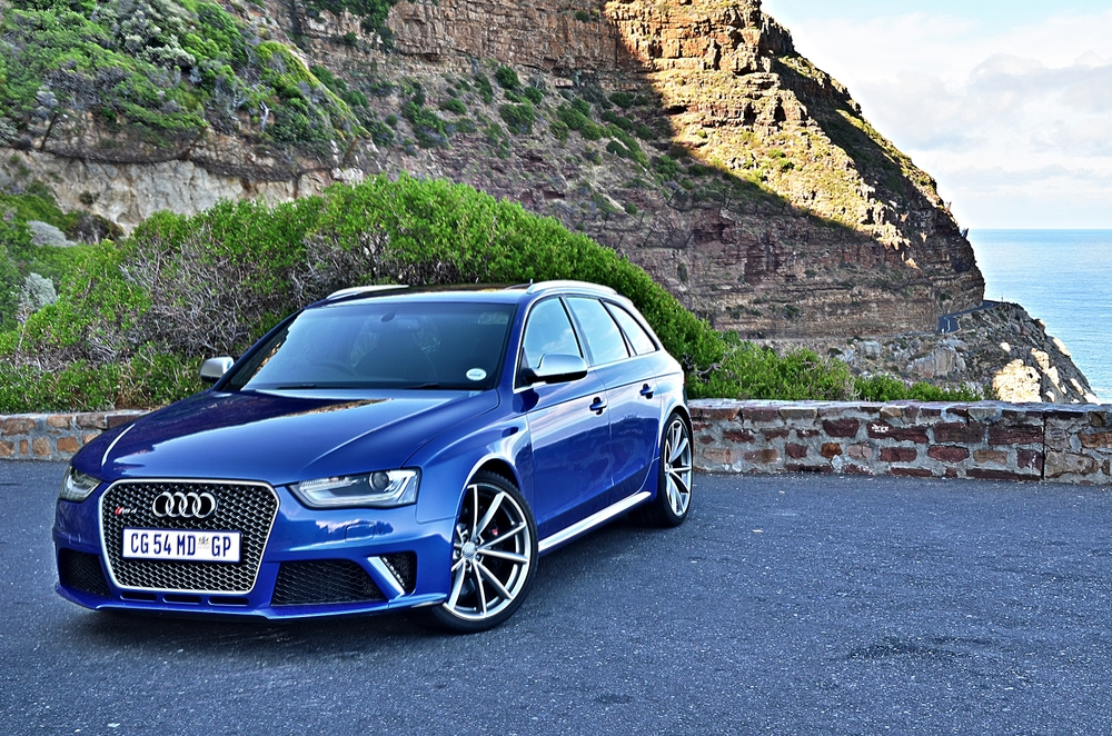 A 2015 RS4 Advant...the one that the US didn't get.