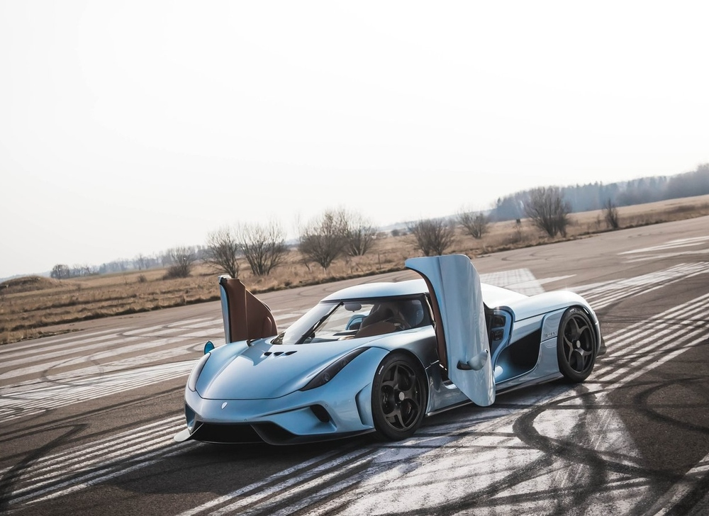 The Regera: No Transmission? No Problem