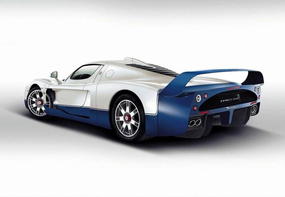 The legendary MC12