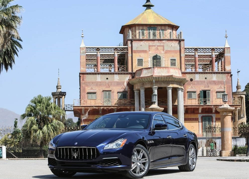 The Quattroporte