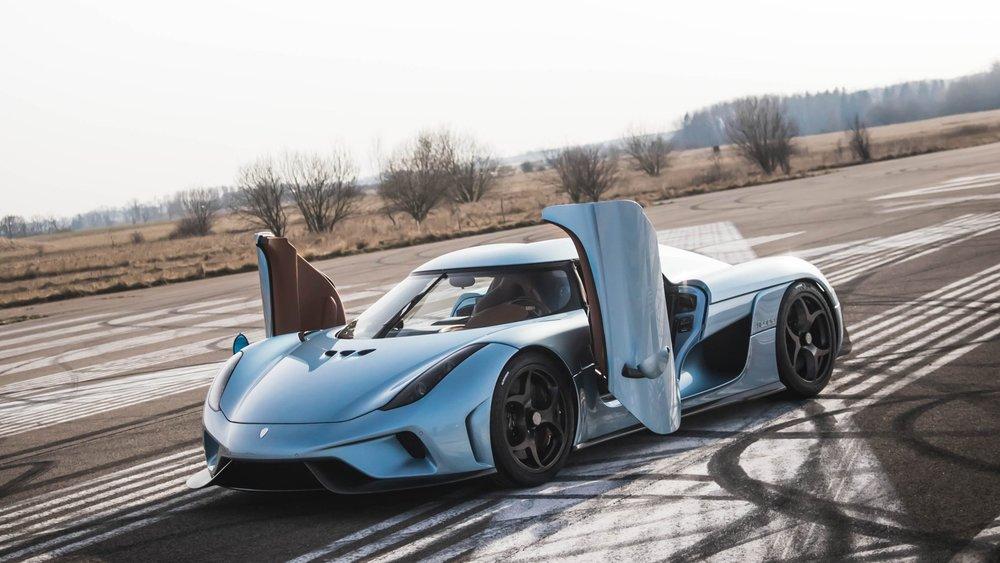 Top 5 Coolest Car Doors — OhSoLofty