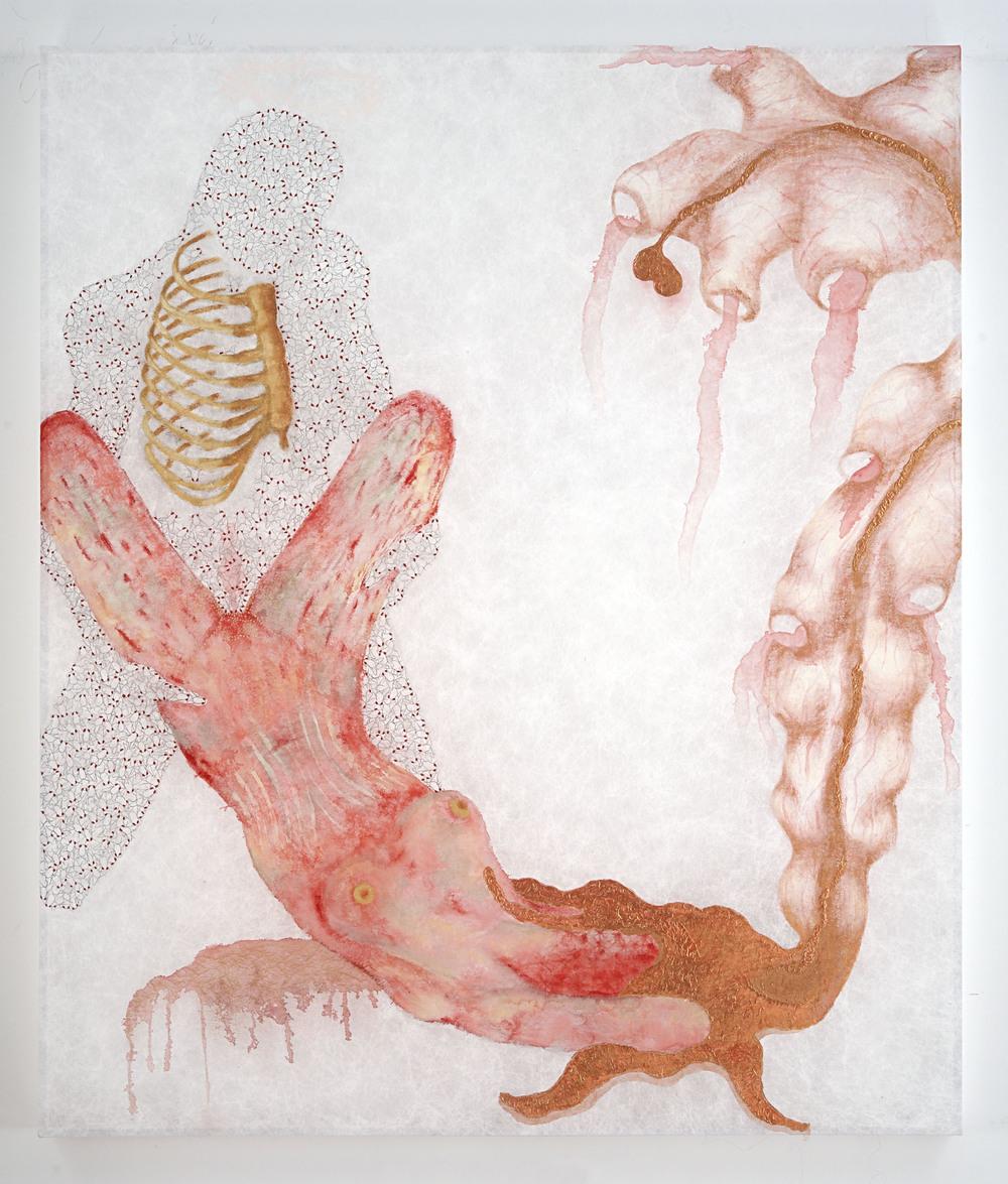 entre el aliento y saliva (IX)