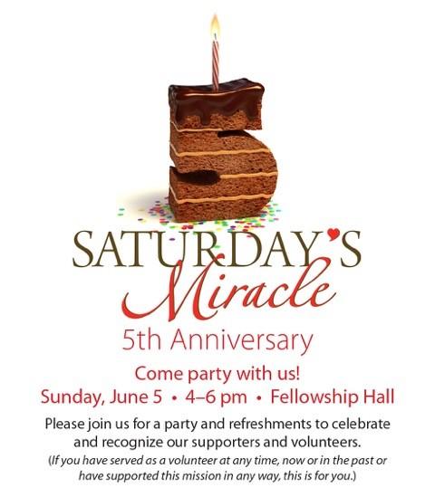Sat Miracle Anniversary