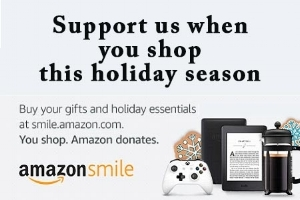 Shop for everyone on your gift list this holiday at smile.amazon.com/ch/48-0879394 and Amazon donates to Lutheran Church of the Resurrection.