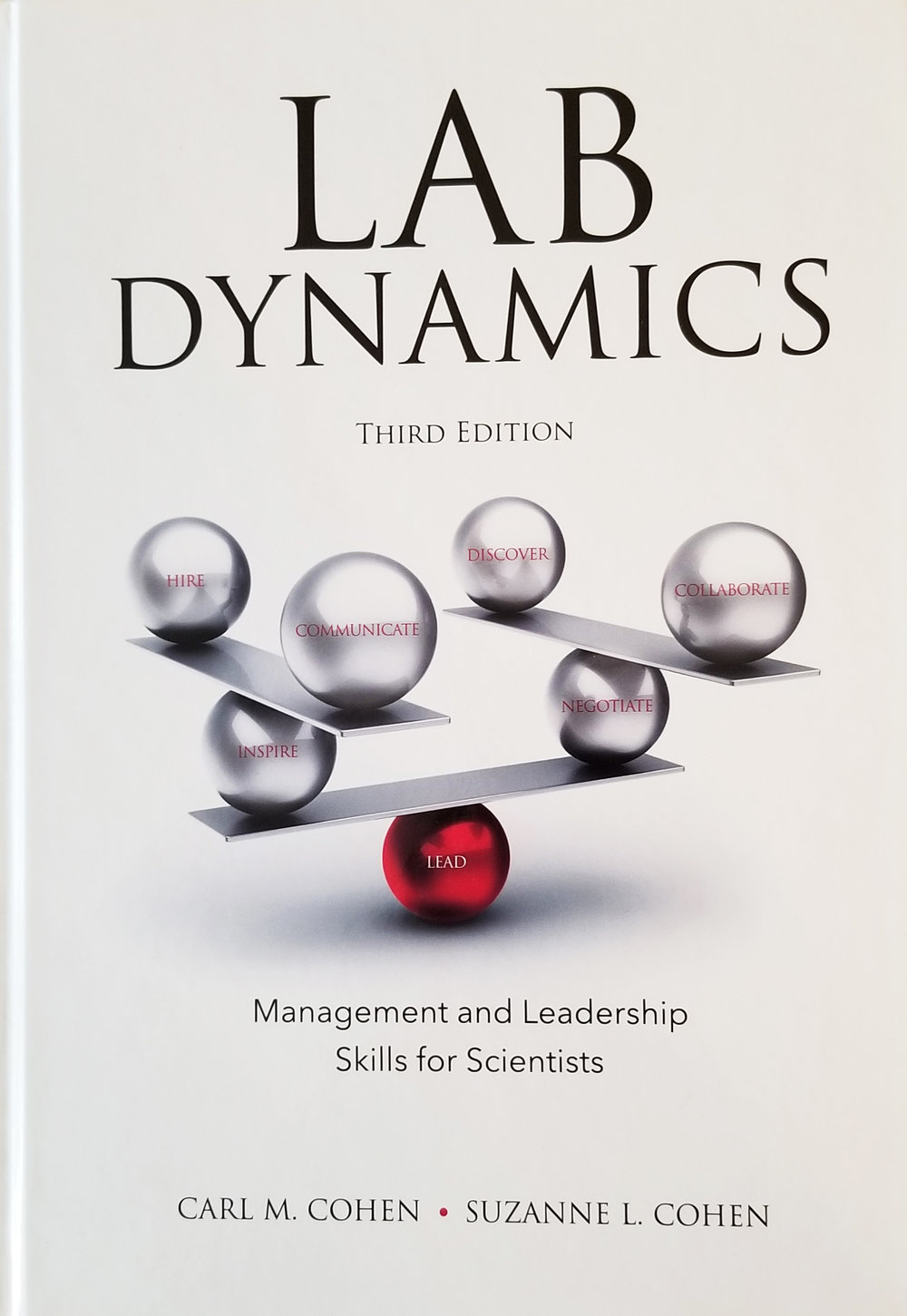 Lab Dynamics third edition