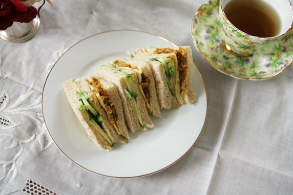 Taiwanese-style Sandwiches