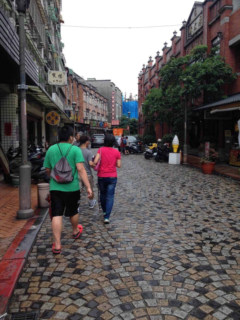 Yingge Old Street.