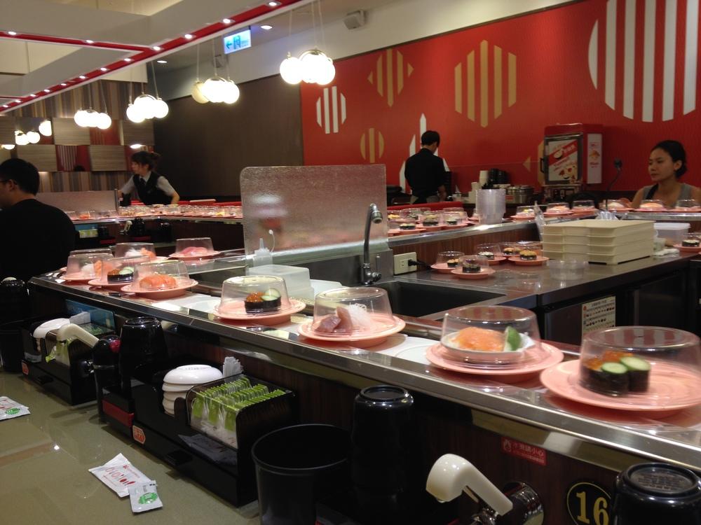 Sushi Carousel