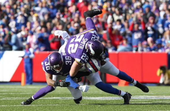 According to PFF grades, FS Harrison Smith and SS Robert Blanton were the most effective safety duo in 2014.