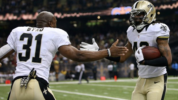 The Saints really struggled last year but with the return of Byrd, the acquisition of Browner, and a return to form for Vaccaro, the secondary has potential at least.