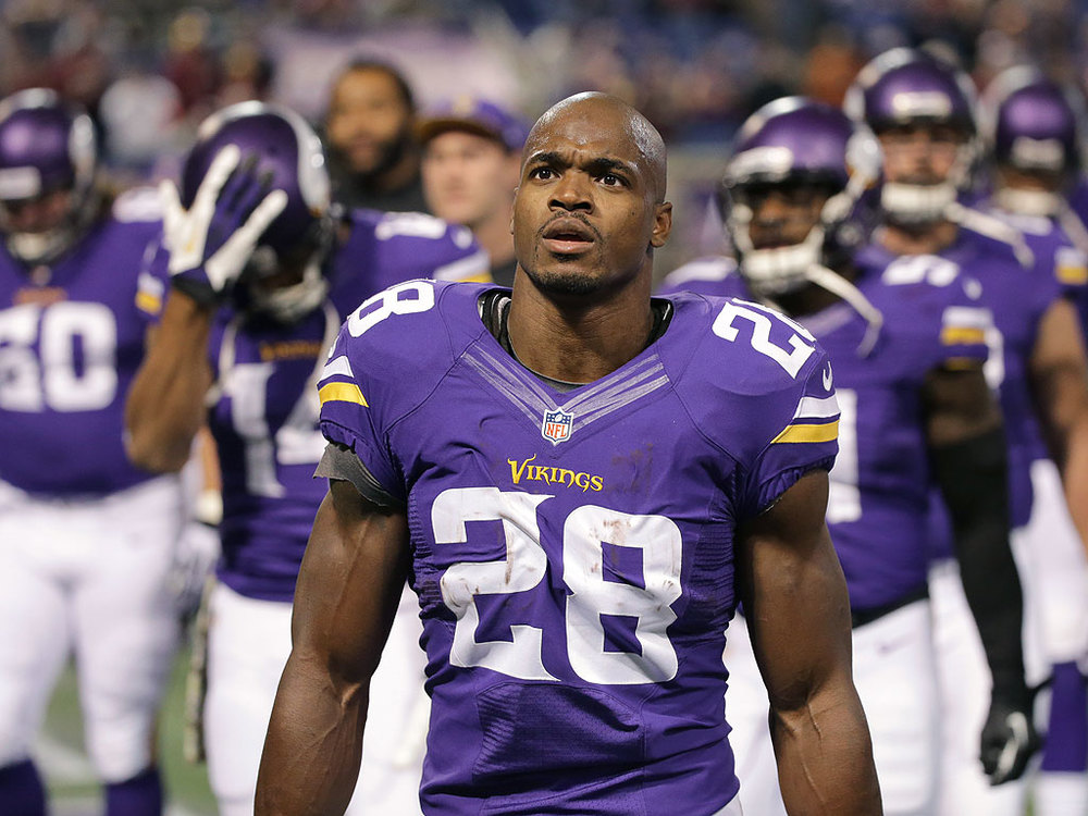 "After a year off, people are forgetting Peterson's dominance. ""All Day"" will remind them."