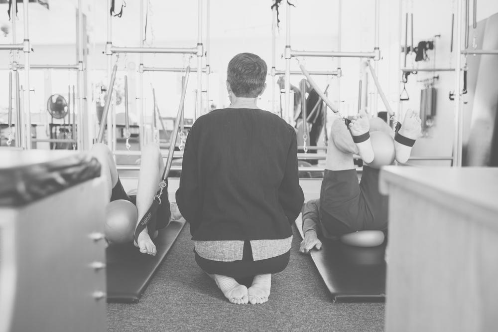 Sonia Walter Salida Pilates Instructor