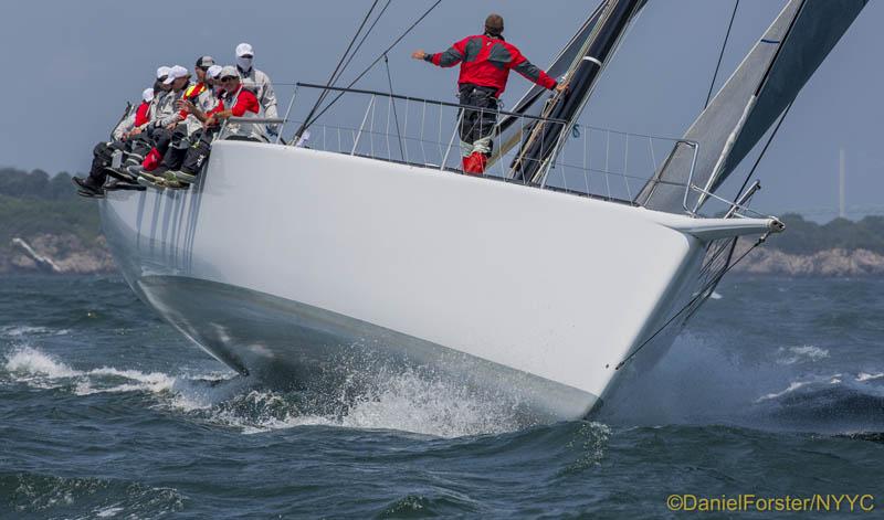 Bryon Ehrhart's Reichel-Pugh 63 Lucky