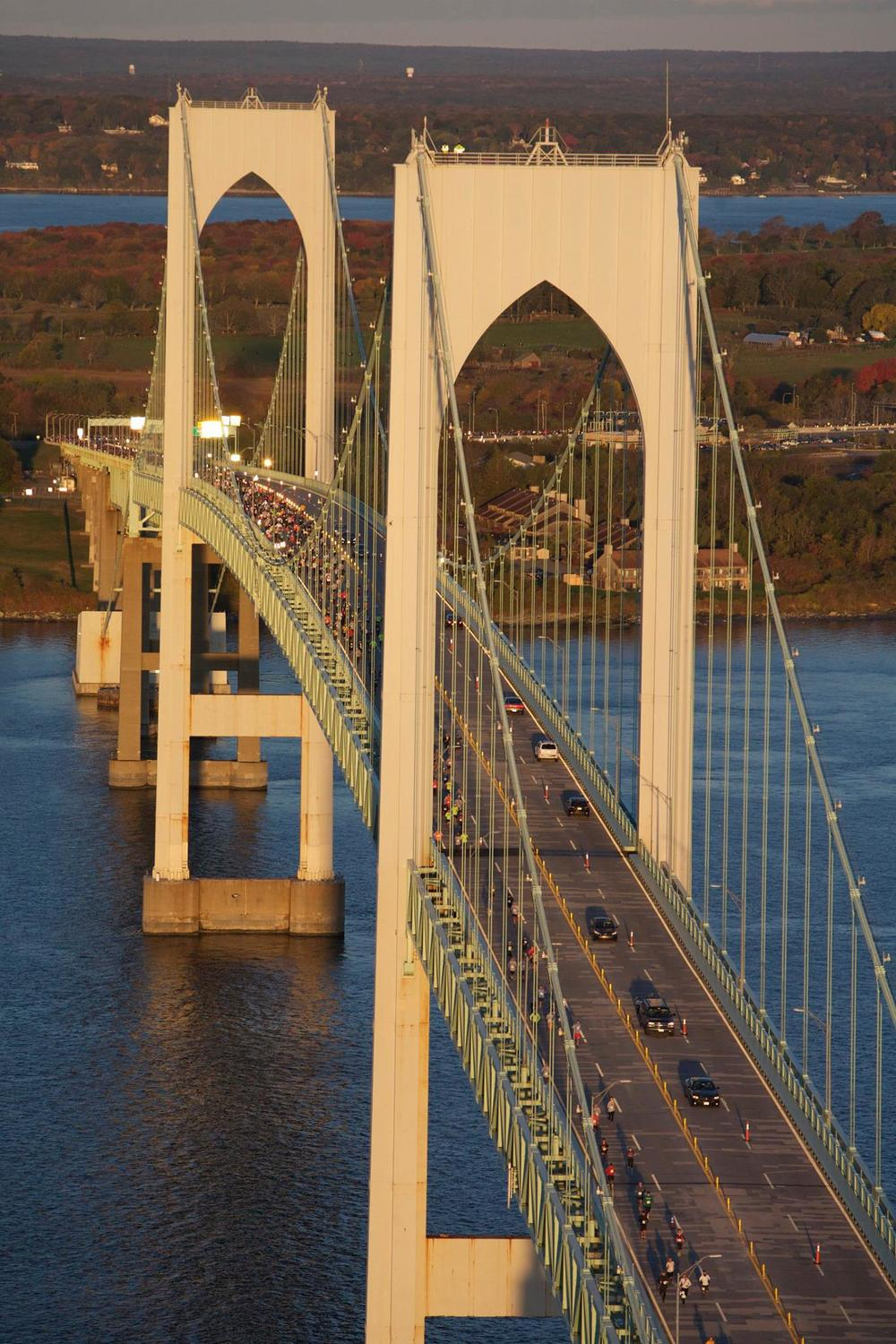 Newport Shipyard has been a sponsor of the Pell Bridge Run since its inaugural event in 2012!