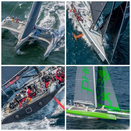 Start 3 of the Transatlantic Race 2015 (photo credits Daniel Forster)