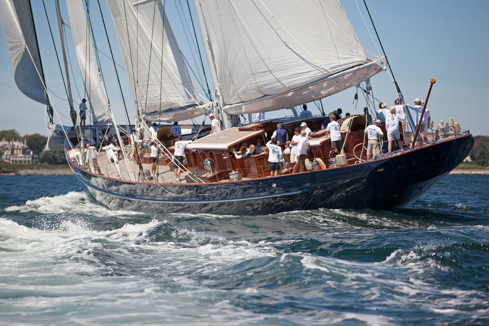 NEWS: Candy Store Cup organizers to carry forward Newport Bucket tradition with a superyacht regatta July 29-31, 2016