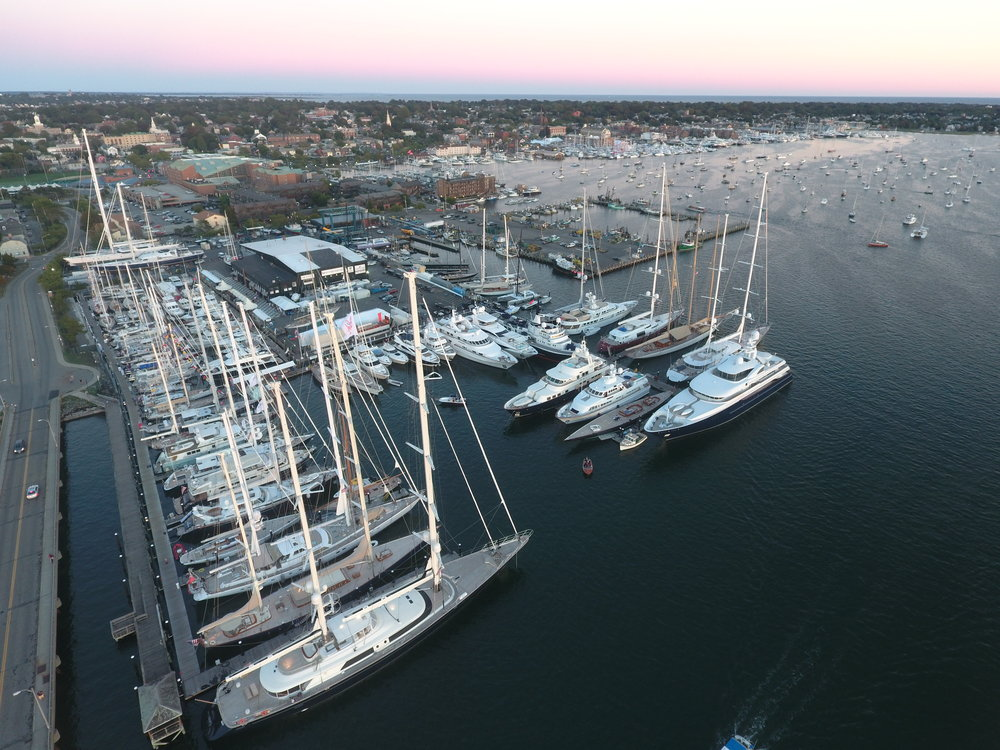 Newport Shipyard will add 560 additional feet of dock space to its marina this spring