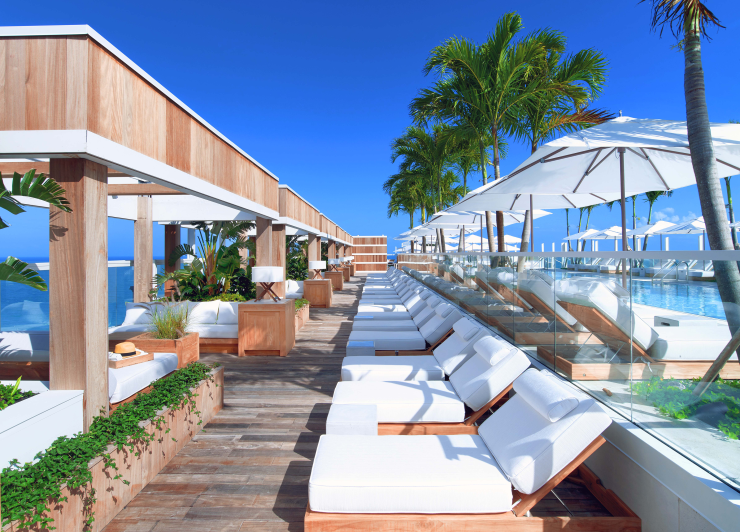 Top  Hotels In South Beach Miami Beach