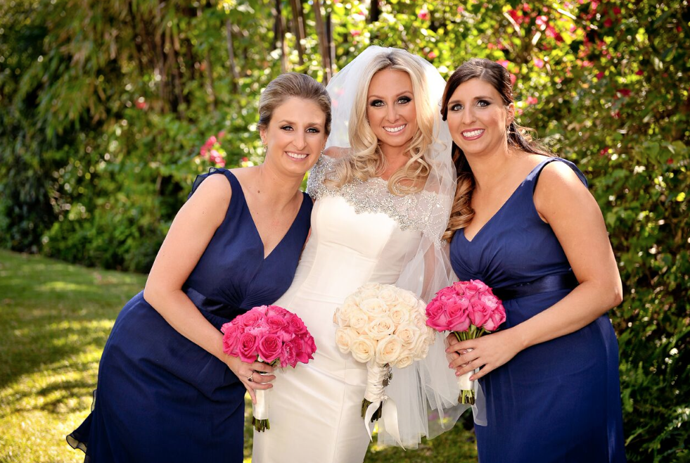 Wedding Bridal Party Spray Tan Miami
