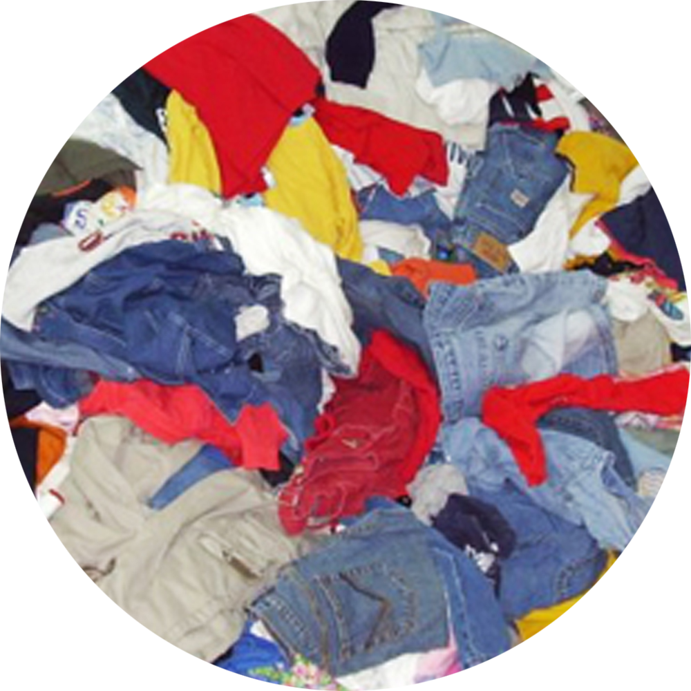 Goodwill American Textile Recycling Service Josco Products