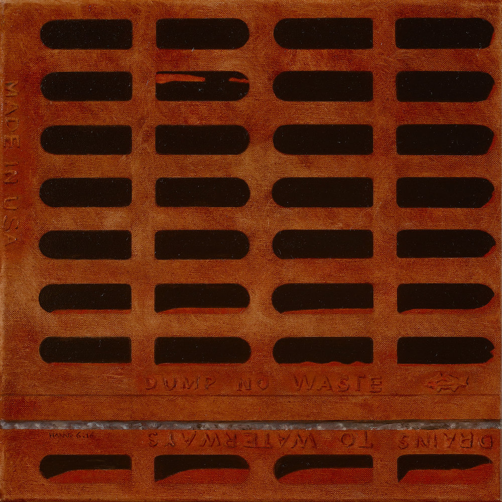 Storm Drain* -  Private Collection