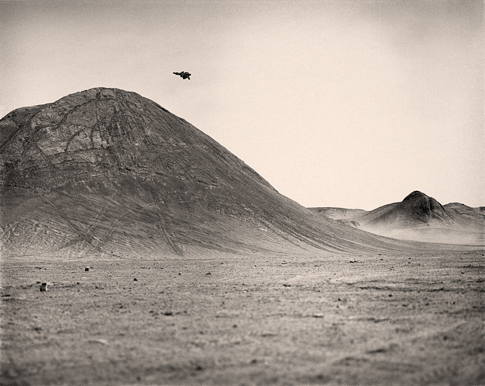 Ronnie Renner. Ocotillo Wells, CA, 2010