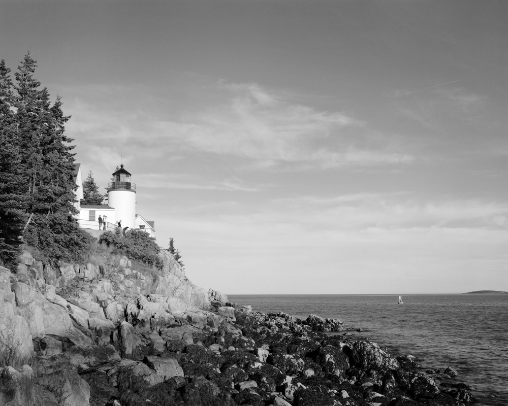 BASS HARBOR LIGHT III