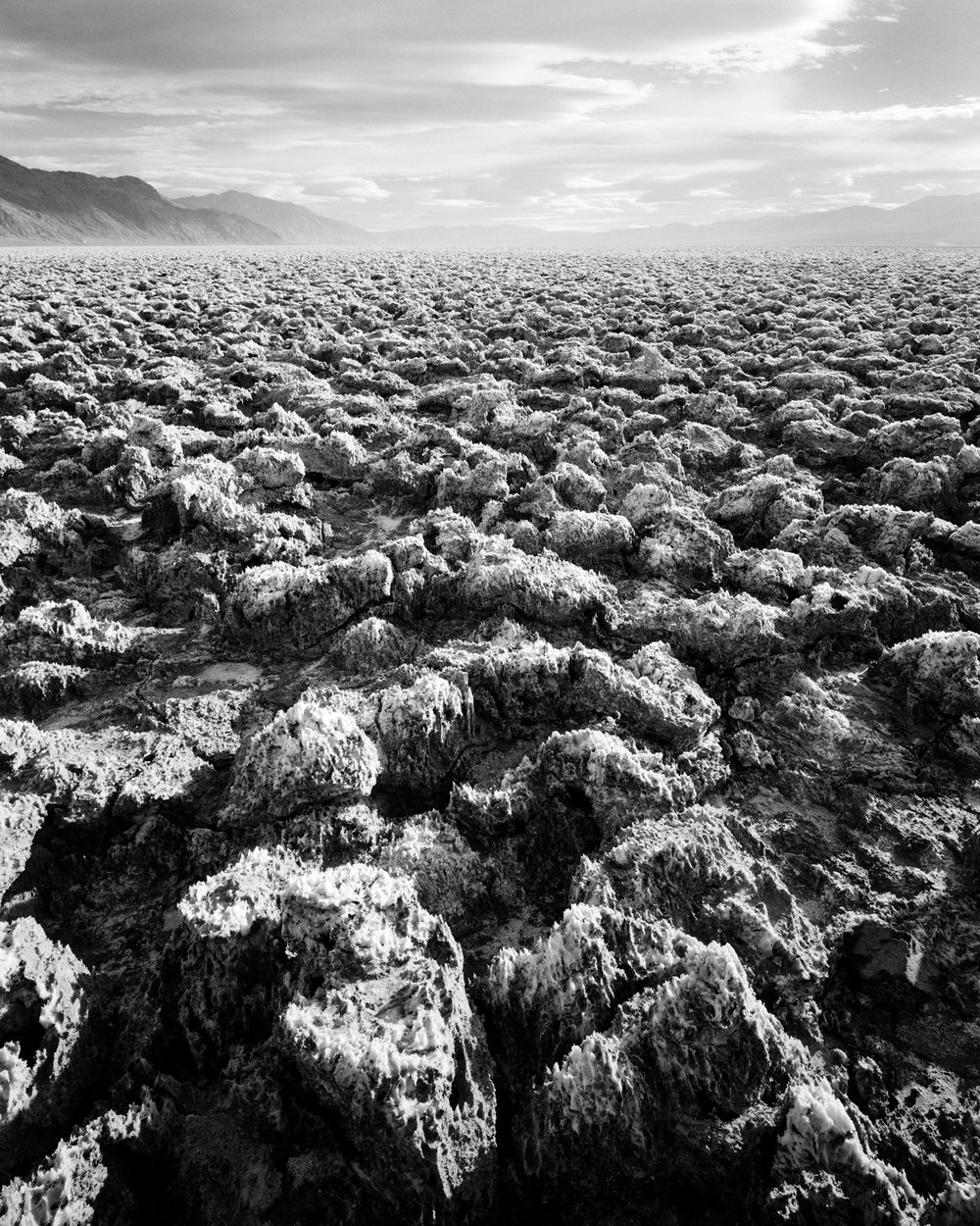 VALLEY V, 2012. Death Valley N.P.