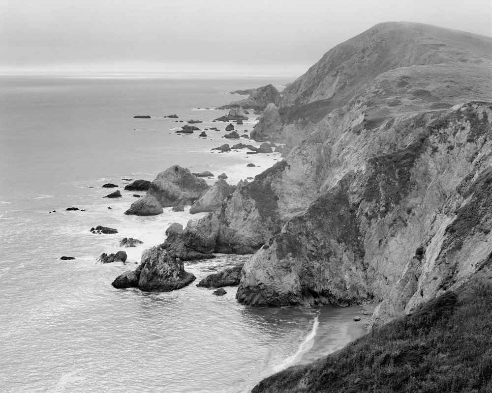 REYES II, 2017. Point Reyes National Seashore, CA