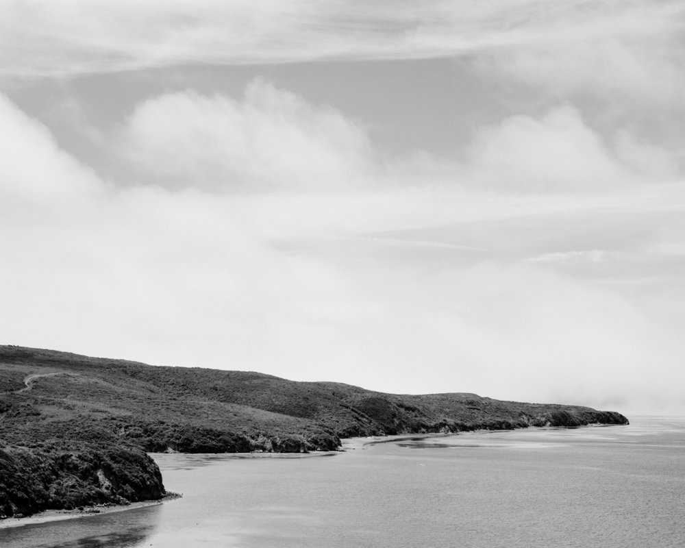 DRAKES ESTERO II, 2017. Point Reyes National Seashore, CA