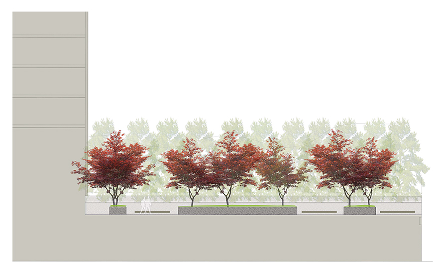 999 Folsom Landscape Podium Elevation.jpg