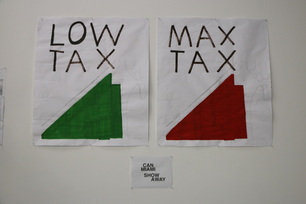 Eco Tax (public presentation/exhibition) (Spring 2015)