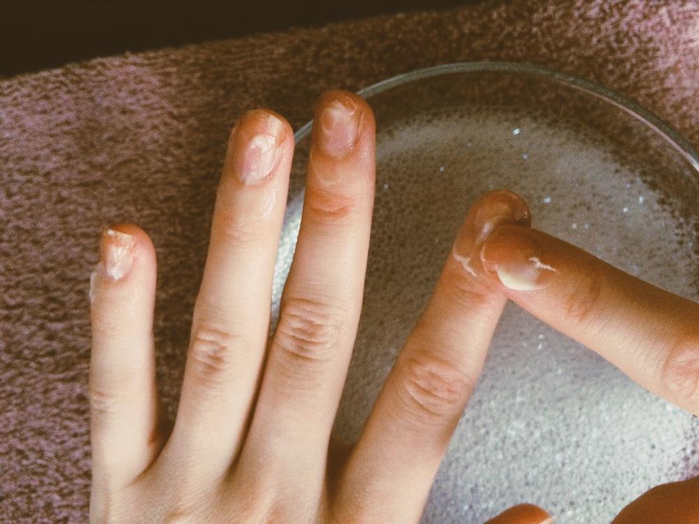 make-up monday: DIY professional manicure — mermaaidy