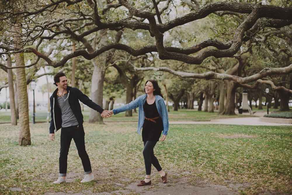 Zack + Hannah Engagement Session - Charleston Wedding Photographer - Photography Anthology-32.jpg