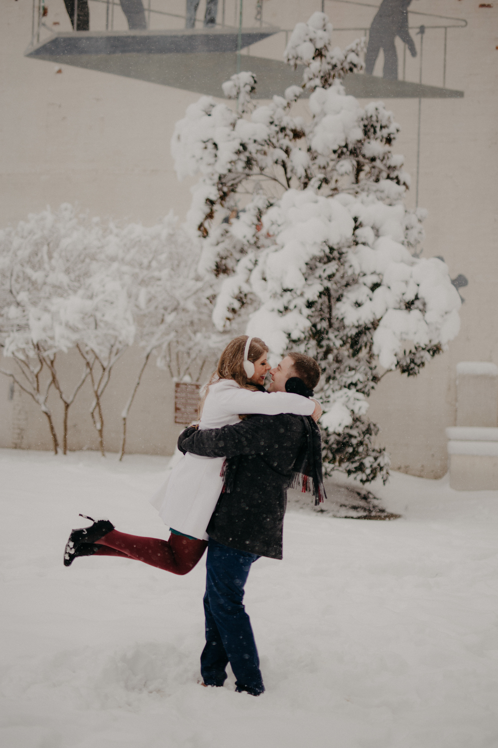 Snowy Engagement Session in Nashville - Photography Anthology (7 of 35).jpg