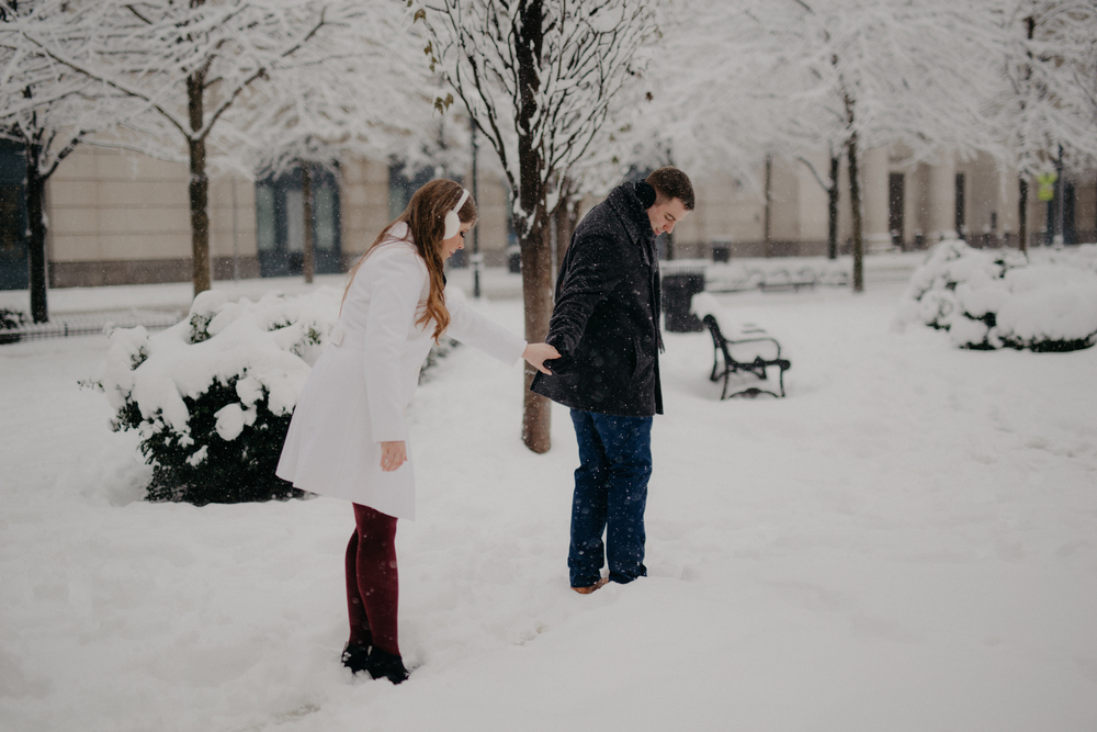 Snowy Engagement Session in Nashville - Photography Anthology (10 of 35).jpg