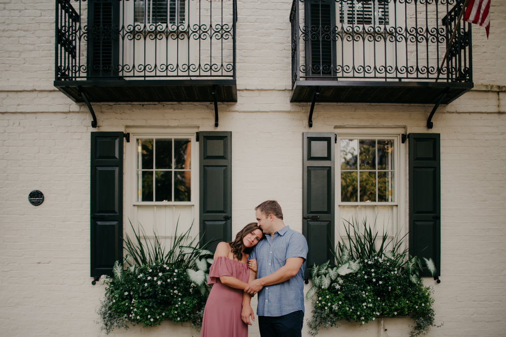 Photography Anthology - Downtown Charleston Engagement Session - The Battery - Historic Charleston White Point Gardens (6 of 17).jpg