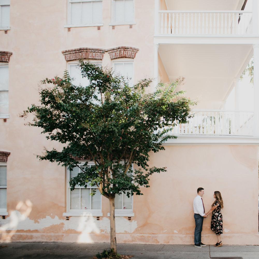 Photography Anthology - Angel Oak Engagement Session - Downtown Charleston Engagement Sessnion At Sunrise (8 of 31).jpg