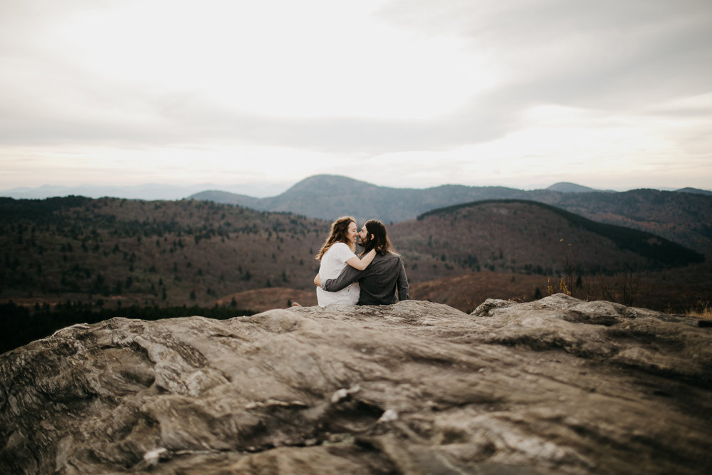 Photography Anthology - Black Balsam Knob Asheville Blue Ridge Mountains Smoky Mountains Engagement Photos (1 of 49).jpg
