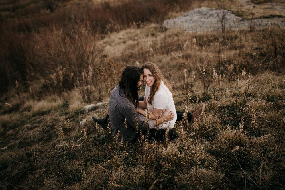 Photography Anthology - Black Balsam Knob Asheville Blue Ridge Mountains Smoky Mountains Engagement Photos (9 of 49).jpg