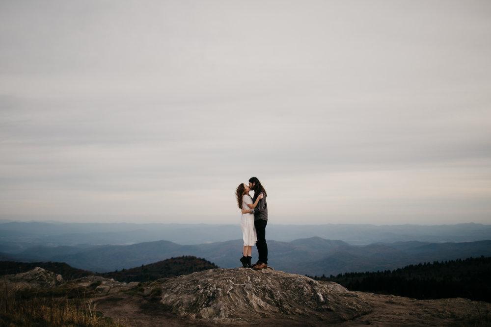 Photography Anthology - Black Balsam Knob Asheville Blue Ridge Mountains Smoky Mountains Engagement Photos (28 of 49).jpg