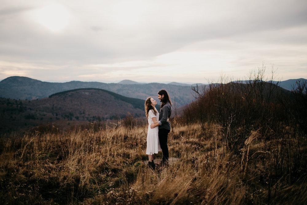 Photography Anthology - Black Balsam Knob Asheville Blue Ridge Mountains Smoky Mountains Engagement Photos (33 of 49).jpg