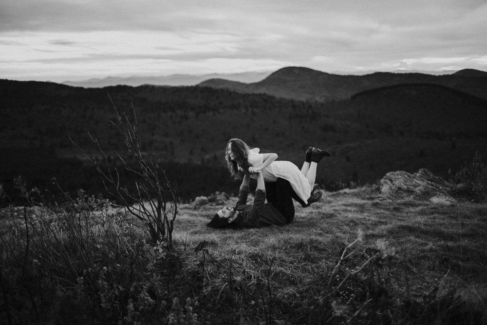 Photography Anthology - Black Balsam Knob Asheville Blue Ridge Mountains Smoky Mountains Engagement Photos (40 of 49).jpg