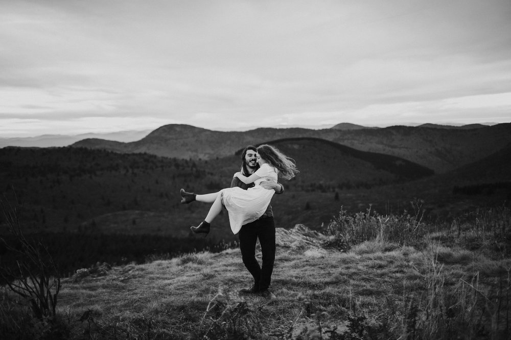 Photography Anthology - Black Balsam Knob Asheville Blue Ridge Mountains Smoky Mountains Engagement Photos (42 of 49).jpg