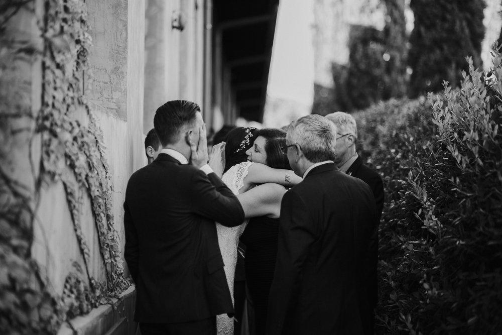 Emotional Wedding Photography Black and White Photography Anthology