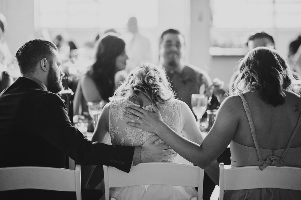 Wedding Reception Speeches Moments Ambient Studios Atlanta Wedding Photography Anthology