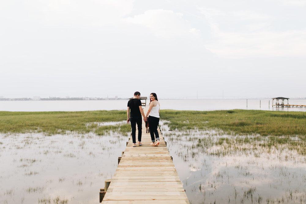 Photography Anthology - Charleston MArsh Engagement Sesison On Dock (24 of 47).jpg