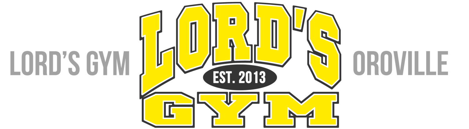 Lord's Gym Oroville