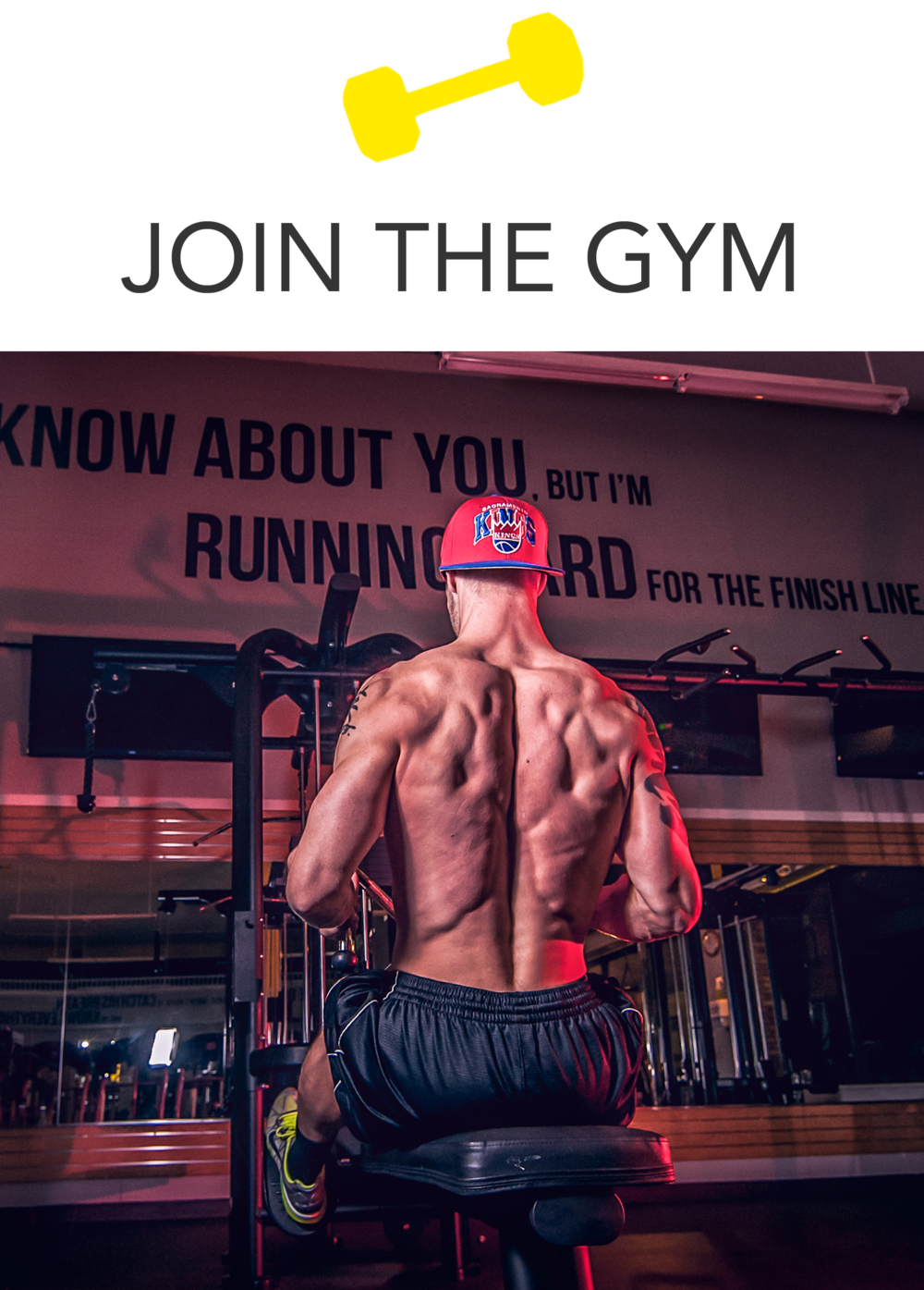 Join the Gym