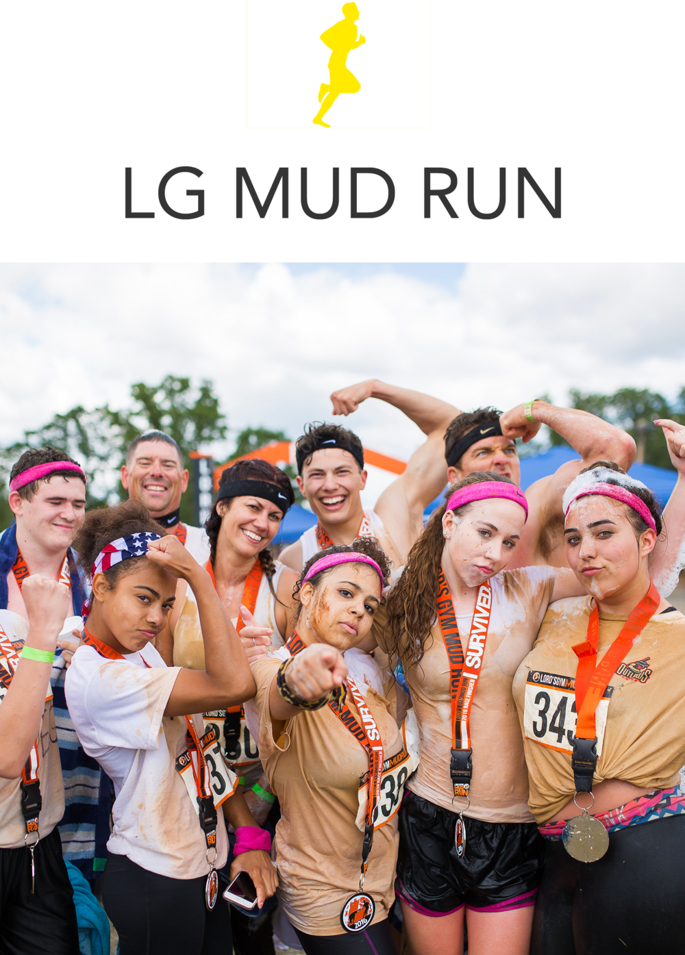 Lord's Gym Mud Run